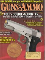 Guns & Ammo Magazine  Dec. 1989 - Handguns - Rifles - Shotguns - .45 Colt