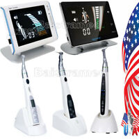 Dental Endodontic Endo Motor Cordless Reciprocating 16:1 Hamdpiece Apex Locator