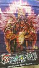 Force of Will FOW G4 Milest, the Invisible Ghostly Flame ORIGINAL WALL BANNER