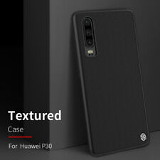 Nillkin Soft TPU Frame & Hard PC Panel Textured Cover Case For Huawei P30 / Pro