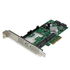 S201380 Startech.com Scheda Controller PCI Express Pci-e 2.0 SATA III RAID 6 GBP