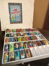 Exclusive Collection Of 45Kelloggs/Disney Wobblers In Box 2005 Incomplete