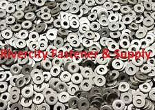 (5) M6 Metric Stainless Steel EXTRA THICK HEAVY DUTY 6mm Flat Washers