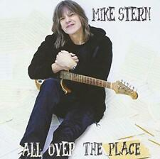 Mike Stern - All Over The Place (NEW CD)