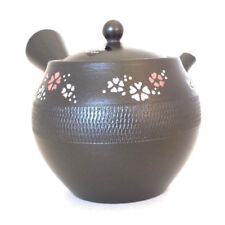 Japanese teapot Kyusu Tokoname Pottery studio: Sho 14.5 oz
