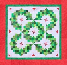 New Strip Pieced Quilt Pattern   5 Different Sizes