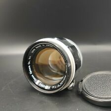 [ Near MINT] Canon 50mm f/1.4 Lens LTM L39 for Leica Screw Mount from JAPAN 2820