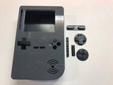 Pigrrl 2 todos Gris Game Boy Estuche y botones para Raspberry Pi 2/3. Reino Unido. Publica Gratis