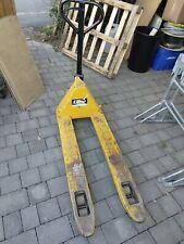More details for 1 used pallet truck  pump - lift truck  2000kg
