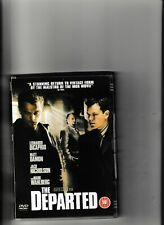 The Departed UK movie dvd