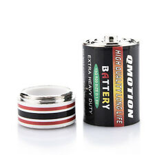 Battery Pattern Secret Stash Diversion Safe Money Coins Pill Hidden Container LE
