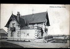 FOECY (18) CHATEAU du VILLAGE TARDY : VILLA de Mme Marie GOULOT début 1900