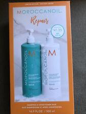 Moroccan Oil Hair Moisture Repair Shampoo & Conditioner 2 x 500ml SUPERSIZE