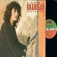 Branigan, Laura - Self Control Atlantic 80147 Stereo Vinyl LP Record