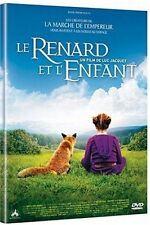 DVD *** LE RENARD ET L'ENFANT *** De Luc Jacquet