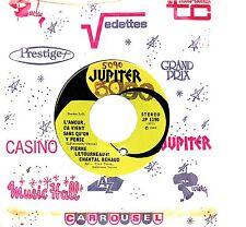 CANADA FRENCH QUEBEC 1969 POP 45 RPM PIERRE LETOURNEAU & CHANTAL RENAUD