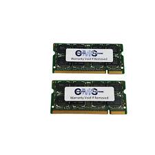 "2GB (2x1GB) Memory RAM 4 Apple MacBook ""Core 2 Duo"" 2.16 13"" (Black) A57"