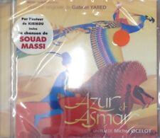 AZUR ET ASMAR OST COLONNA SONORA *CD NUOVO SIGILLATO/SEALED RARO FRENCH OST