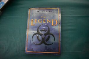 WILL SMITH I AM LEGEND DVD