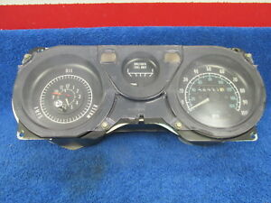 1970-1981 PONTIAC FIREBIRD TRANS AM 100 MPH SPEEDOMETER CLOCK FUEL GAUGE CLUSTER