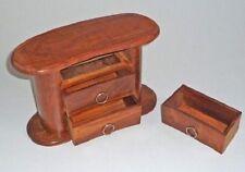 Unbranded Wooden Bracelets Jewellery Boxes