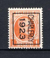 PRE73B MNH** 1923 - CHARLEROY 1923