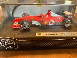 Hot Wheels Ferrari F1 F-2002 1:43 Michael Schumacher
