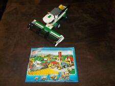 Lego® City Bauernhof - 7636 - Mähdrescher - mit Bauanleitung (BA)
