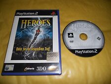 PS2 GAME: HEROES OF MIGHT AND MAGIC-SONY PLAYSTATION-Gioco-Games-ITALIANO-ITA