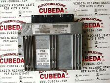 Centralina Motore Citroen C3 1.4 8V 9642222380 21584577-6 9653342880