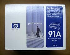 Original HP Toner 92291A 91A schwarz LaserJet LJ 4SI 4SIM 4SIMX IIISI OVP ND