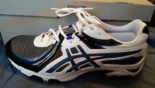 006ae532753b New W Box ASICS Mens GEL- Uptempo Training Shoe - White  Charcoal