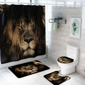 Lion Shower Curtain For Sale Ebay
