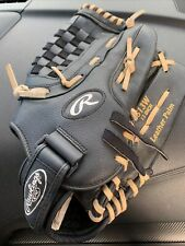 New listing Rawlings 13 Inch Right Hand Throw RSB Softball Series Leather Glove SS13W Mint