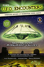 "Atlantis Monument Valley UFO 5 Lighted Glow in the Dark 1007G Plastic 5"" Kit"