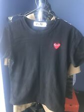 Used Mens PLAY COMME des GARCONS CDG T-shirt Size S