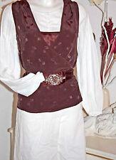 Noa Noa  Wickel -  Bluse  Blissfull Viscose Robe size: S  Neu