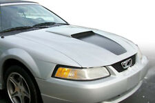 1999-2004 Ford Mustang Hood Raised Scoop Blackout Decal Racing Stripe GT Vinyl