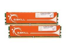 G.SKILL 8GB (2 x 4GB) 240-Pin DDR2 SDRAM DDR2 800 (PC2 6400) Dual Channel Kit De