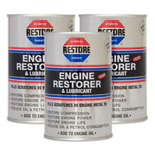 Sluggish acceleration? No pulling power? 3 cans AMETECH RESTORE for a 3L engine