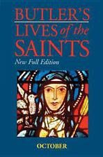 Butler's Lives of the Saints: October-ExLibrary
