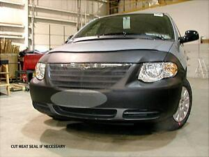 Lebra Front End Mask Bra Fits 2005-2007 CHRYSLER TOWN & COUNTRY
