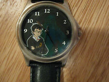 Harry Potter Mood Watch & Tin Set with Dumbledore Background Color Change EUC