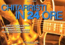 CURCI Kent - CHITARRISTI IN 24 ORE