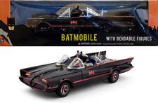 Batmobile 1966 Classic TV Series + Batman und Robin Figur 1:24 NJCroce DC 3930