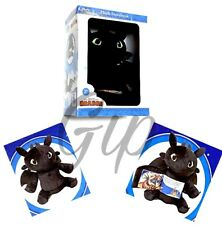 How To Train Your Dragon Toothless Plush & Soft Story Book Zoobies Book Buddies