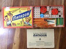 KORBULY MATADOR Wooden Construction Kit No 0