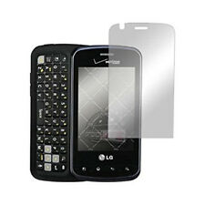 LG Enlighten Optimus Q Slider Mirror Screen Protector Guard with Cleaning Cloth