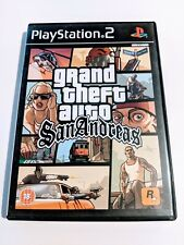 Grand Theft Auto San Andreas (PS2) Complete Free P&P!!!