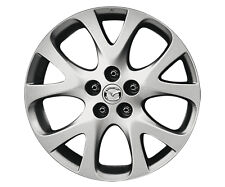 Genuine Mazda 6 2007-2009 18ins Alloy Wheel Design 122 ONE Only # 9965-09-7580
